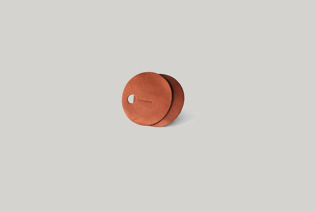 Lo Esencial Leather Coasters Kaufmann Mercantile