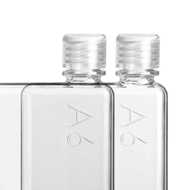 Memobottle Flasks & Water Bottles Clear Memobottle Pack Kaufmann Mercantile
