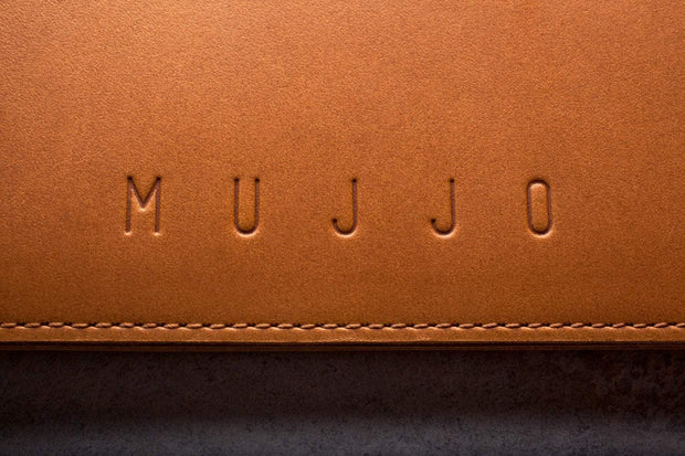 MUJJO Tech Cases iPad Air Slim Fit Leather Sleeve Kaufmann Mercantile