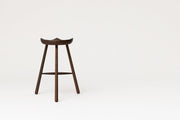 NORMODE Decor Form & Refine Shoemaker Chair™, No. 68, Smoked Oak Kaufmann Mercantile