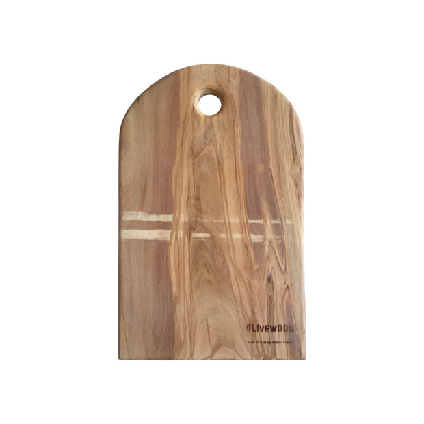 Olivewood Knives & Cutting Boards Arco Cutting & Serving Board Kaufmann Mercantile