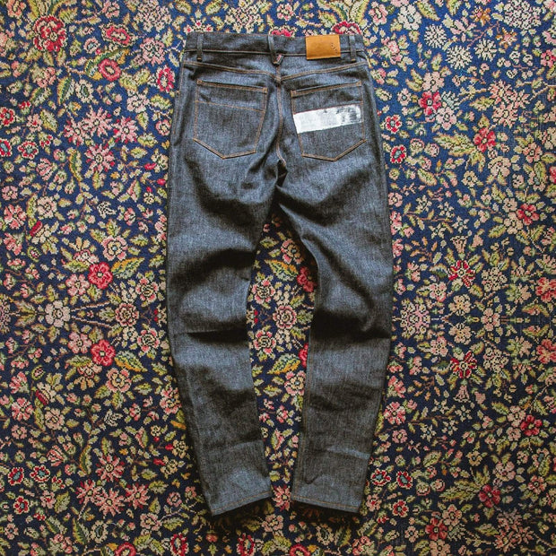 Raleigh Denim Workshop Men's Denim Alexander Selvage Raw | New American Kaufmann Mercantile