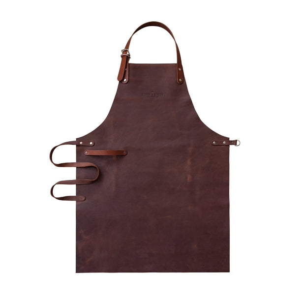 Risdon & Risdon Outdoor Accessories Top Grain Full Leather Apron Kaufmann Mercantile