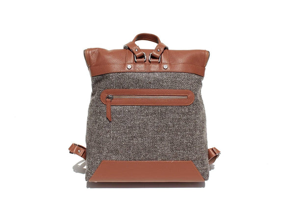 RUSKIN Backpacks Tan Hopper Backpack Kaufmann Mercantile