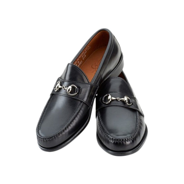 SAMSON...A Men's Emporium Shoes Horsebit Loafer Kaufmann Mercantile