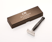 SAMSON...A Men's Emporium Ebony St. James Safety Razor Kaufmann Mercantile
