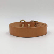 Seldom Found Artisan collar in Natural Tan Kaufmann Mercantile
