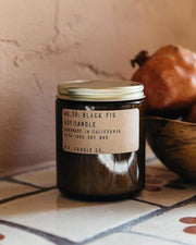Shop Good Shop Good Black Fig Soy Candle Kaufmann Mercantile