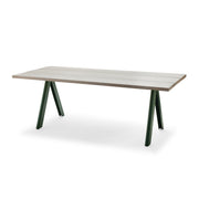 Skagerak Outdoor Furniture Overlap Table Kaufmann Mercantile