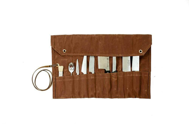 Sturdy Brothers Knives & Cutting Boards Chef Knife Roll Kaufmann Mercantile