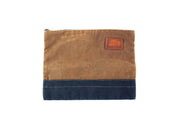 Sturdy Brothers Travel Organization Large Zipper Pouch Kaufmann Mercantile
