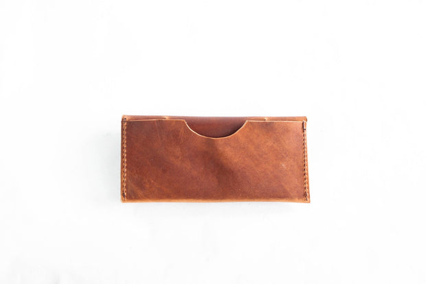 Sturdy Brothers Wallets & Card Cases Natural Dublin Clutch Wallet Natural Dublin Kaufmann Mercantile