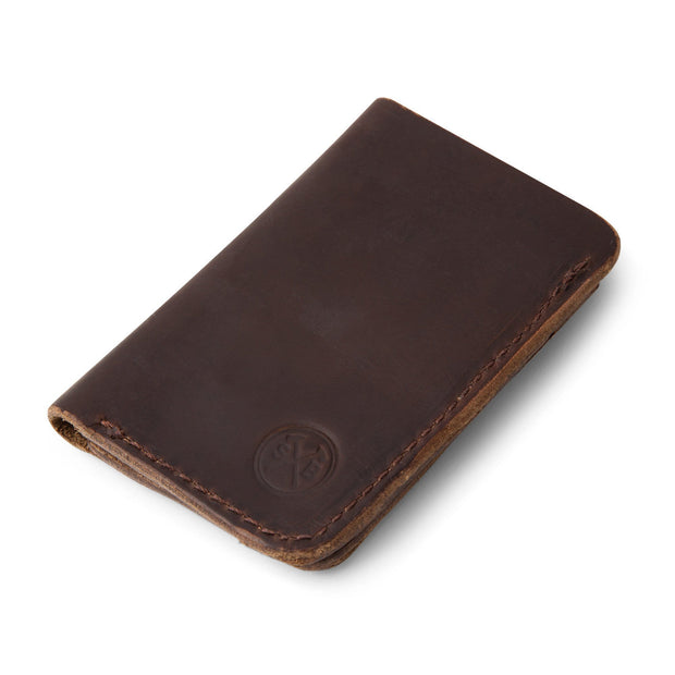 Sturdy Brothers Wallets & Card Cases Kinneman Wallet in Seahawk Chromexcel Kaufmann Mercantile