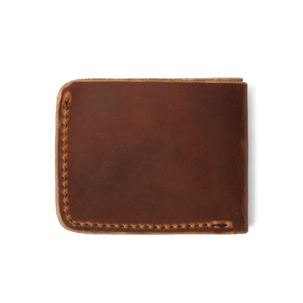Sturdy Brothers Wallets & Card Cases Standard Bifold Natural Dublin Kaufmann Mercantile