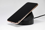 Sum Products Tech Stands + Accessories Obsidian Black DIAL Wireless Charger Kaufmann Mercantile