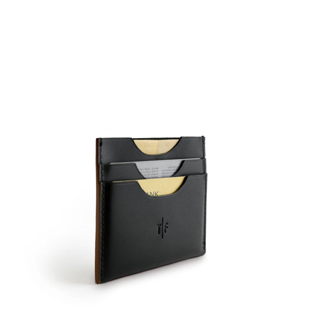 Tefors All Products Minimalist Wallet | Black Kaufmann Mercantile