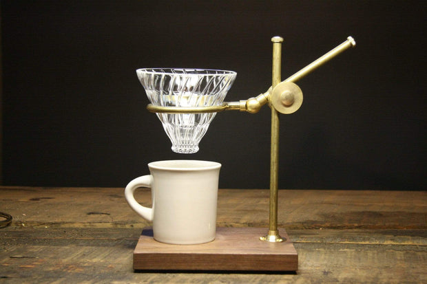 The Coffee Registry Coffee & Tea Accessories The Professor Pour-Over Coffee Stand Kaufmann Mercantile