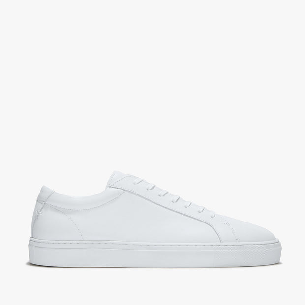 UNIFORM STANDARD SERIES 1 Series 1 Triple White Leather Sneaker Kaufmann Mercantile