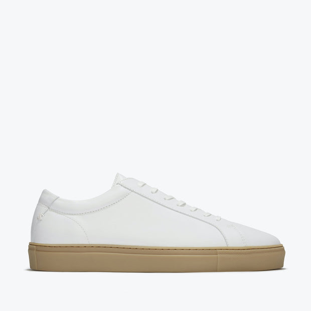 UNIFORM STANDARD SERIES 1 Series 1 White Gum Leather Mens Kaufmann Mercantile