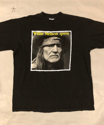 Willie Nelson Vintage Shirt