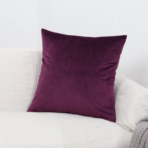 Luxe Touch Throw Pillow Cover