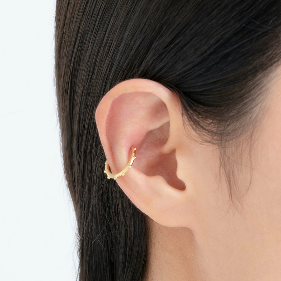 dots ear cuff[made to order]