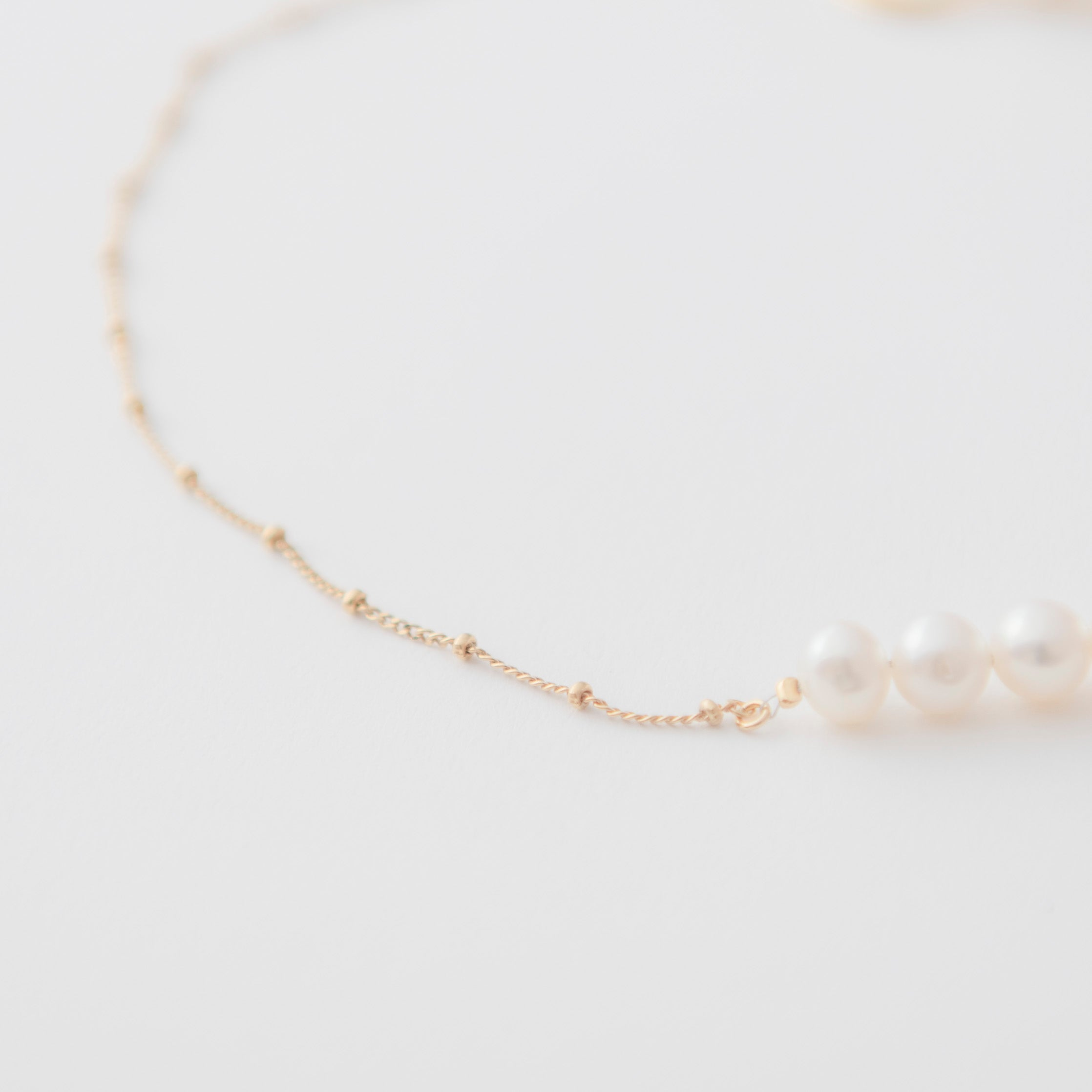 2way pearl necklace[made to order]