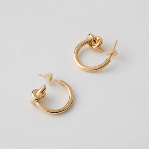 Tied Gold Pierce[made to order]