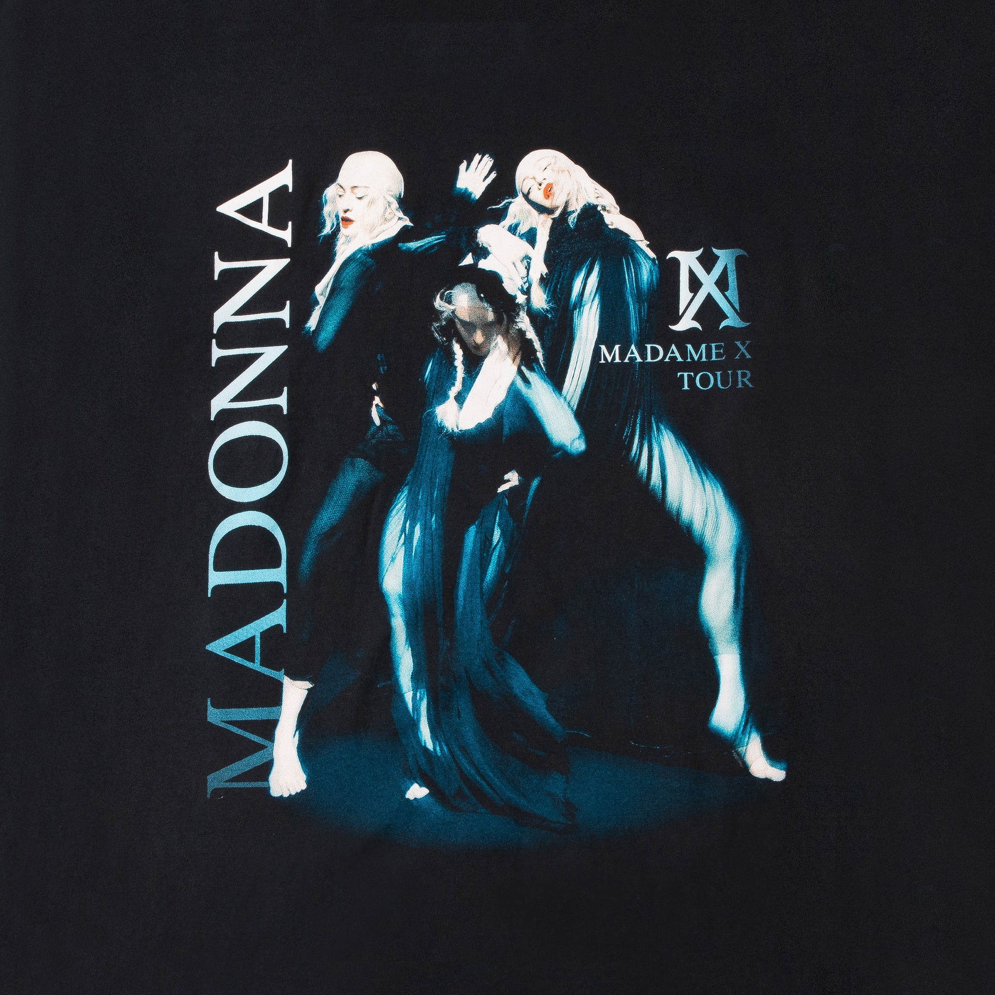 Dancing Madonna Long Sleeve Tee
