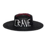 Madonna CRAVE straw Hat