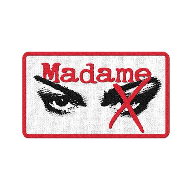 Madame X Eyes patch