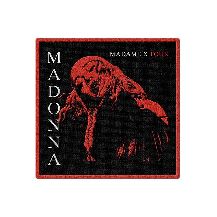 Madame X I Rise Tour Patch