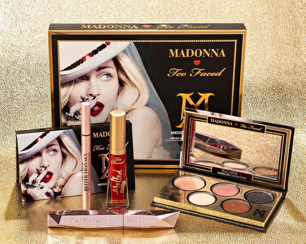 Madonna by Too Faced - Madame X Medellin Makeup Palette