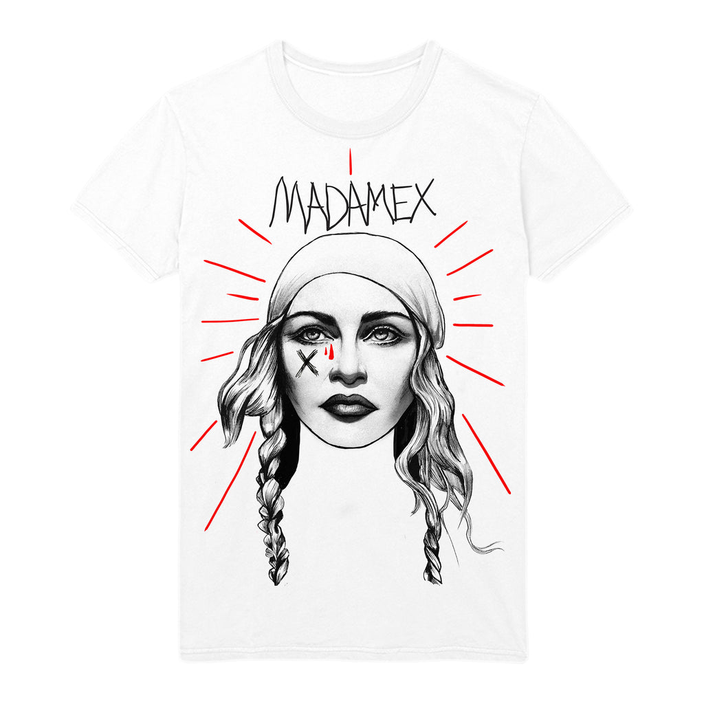 Madonna Madam X male long sleeves shirt for Fashion Royalty FR and Ken.