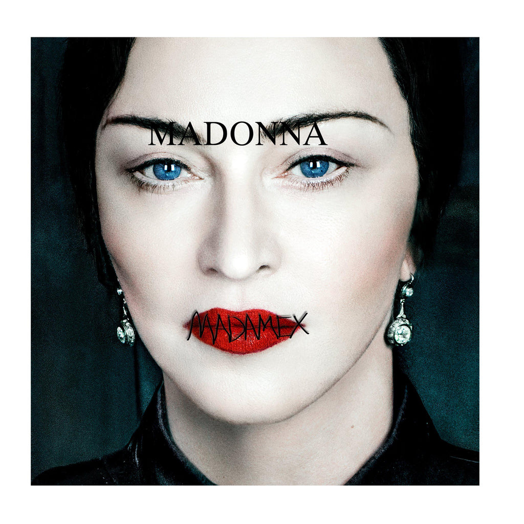 Madame X Digital Album-Madonna