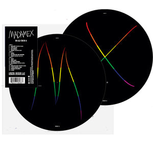 Madame X Rainbow Vinyl (2 LP)