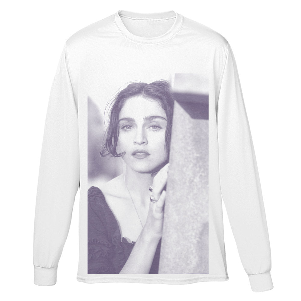 Like A Prayer 30th Anniversary photo long sleeve tee-Madonna
