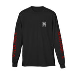 MX Logo Long Sleeve Tee & Digital Album-Madonna