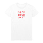 Slow Down Papi Madame X Tee & Digital Album