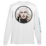 Madonna World Traveler Long Sleeve Tee-Madonna