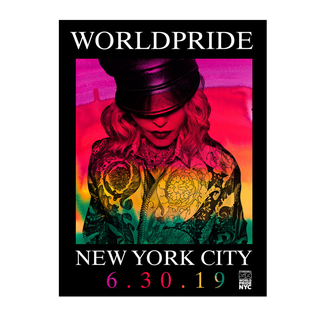 Madame X World Pride 6.30.2019 Litho & Digital Album - Available until 6/14/2019