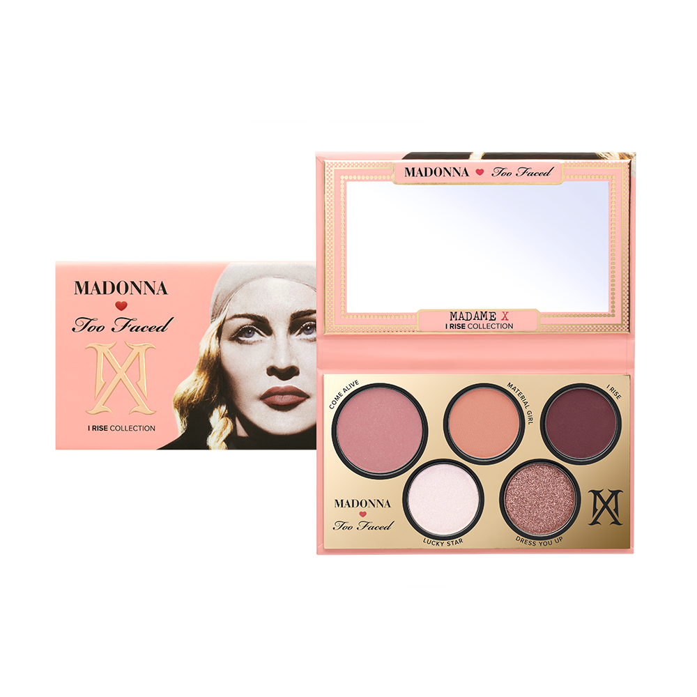 Madonna By Too Faced - Madame X I Rise Makeup Palette-9431