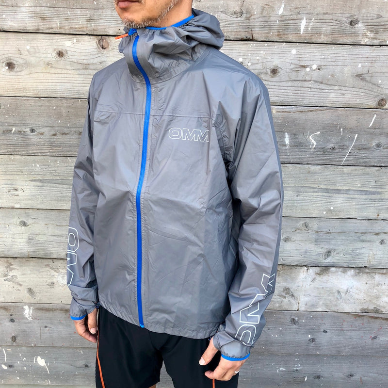 Halo Jacket (Men's_Gray) /OMM