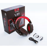 Headset bluetooth  V8 gamer