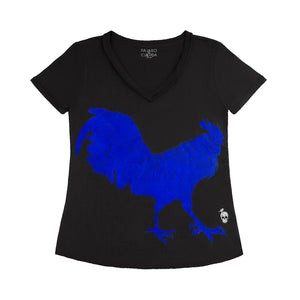 ELECTRICO VELVET ROOSTER CONSTELLATION IN BLACK