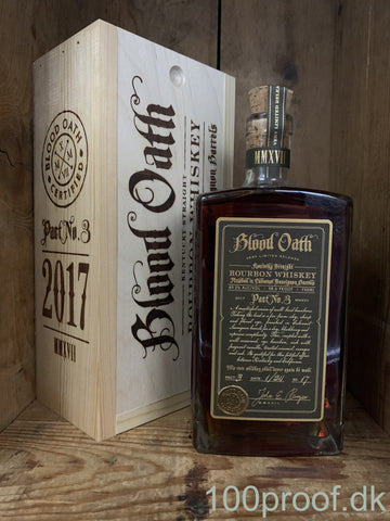 Blood Oath Pact No. 3 Bourbon