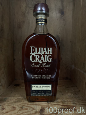 Elijah Craig 12 År Barrel Proof