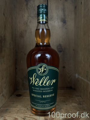 W.L. Weller Special Reserve Bourbon Wheated