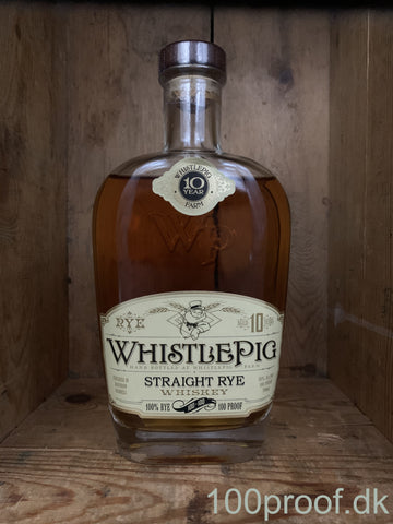 Whistlepig 10 Års Straight Rye Whiskey