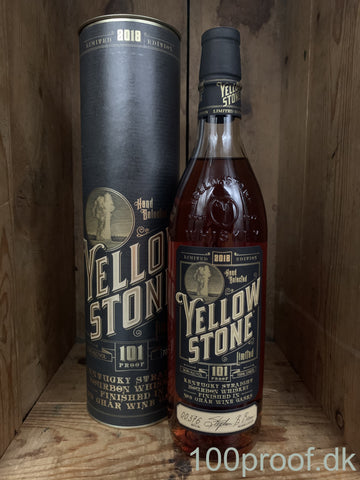 2018 Yellowstone Limited Bourbon